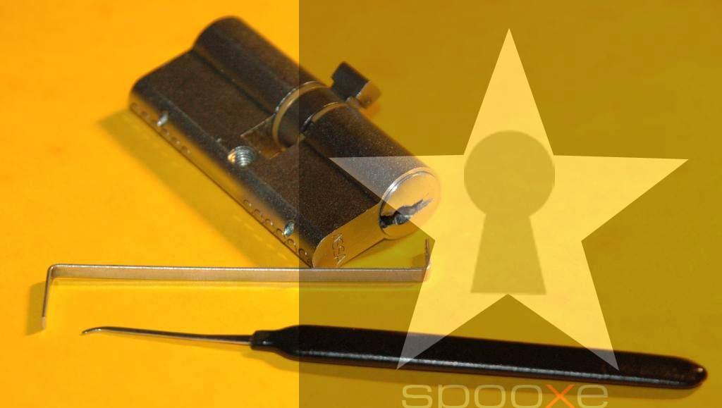 ASSA Guideline mit Hook von Sparrows Lockpickset in nur 3 Minuten geöffnet