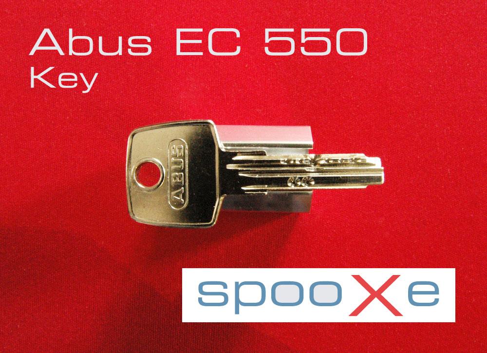 Abus EC 550 key