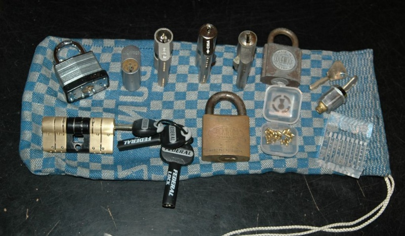 Some new Locks to play